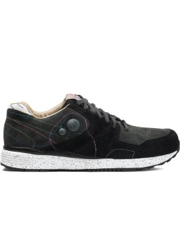 Reebok Garbstore x Reebok Black/Gravel/Rivet Grey M45813 GS Pump Dual 2.0 Shoes Picture