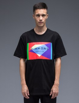 Diamond Supply Co. Geometric S/S T-Shirt Picture