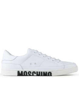 MOSCHINO Side Moschino Low Top Sneakers Picture