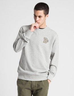 BAU Heather  B Bolt Crewneck Sweater Picture