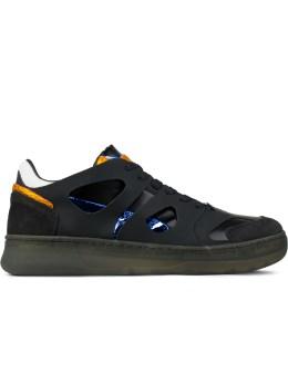 Puma Black MCQ X Puma Move Lo Sneaker Picture