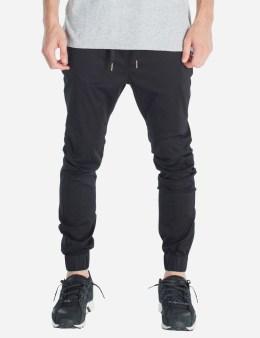 ZANEROBE Black Dropshot Pants Picture