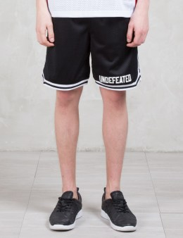 UNDEFEATED Blazer Shorts Picture