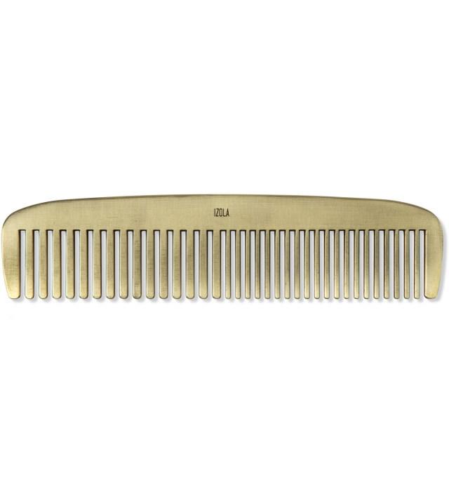 IZOLA Get It Together Brass Comb