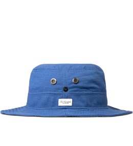 The Hundreds Blue Upside Safari Hat Picture