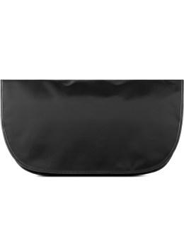 HAERFEST Black Nylon Cross Body Messenger Bag Picture