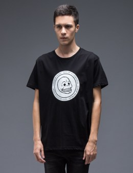 Cheap Monday Cracked Skull Standard T-Shirt Picture