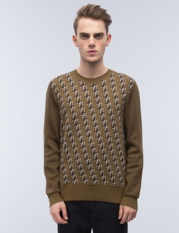 MARC JACOBS Double J Jacquard Jumper Picture