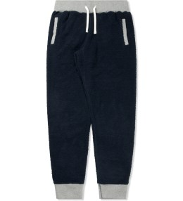 DELUXE Navy Mongoose Pants Picture