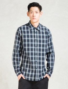 unyforme Navy Powell L/S Shirt Picture