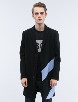 MSGM Patch Coat Picture