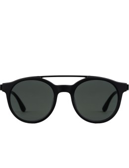 Stussy Black with Black Lens Luca Sunglasses Picture
