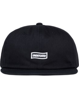 UNDEFEATED Wavy Strapback Cap Picture