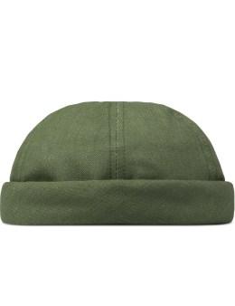 BÉTON CIRÉ Kaki Miki Hat Picture