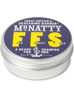 Mr.NATTY Face Forest Soap (FFS) 80g Picture