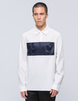 Opening Ceremony Lincoln Twill Pullover Shirt Picture