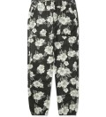 10.DEEP Black Hibisc Siler Pants Picture