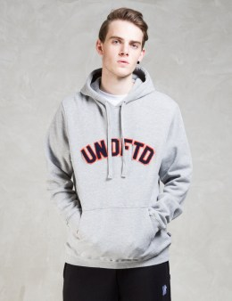 UNDEFEATED Undftd Chenille Hoodie Picture