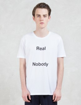 Harmony Real Nobody S/S T-Shirt Picture