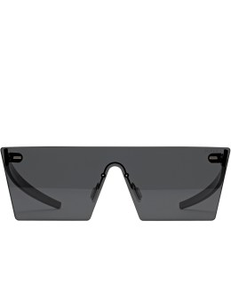 SUPER BY RETROSUPERFUTURE Tuttolente W Black Sunglasses Picture