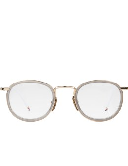 THOM BROWNE OPTICAL Thom Browne TB710 B(46) Picture