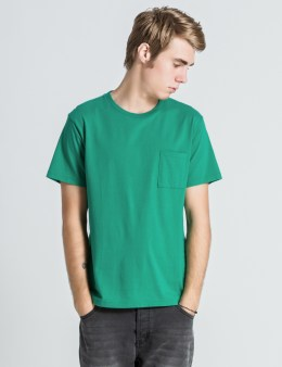 """DELUXE Green """"Pina Colada"""" T-Shirts Picture"""