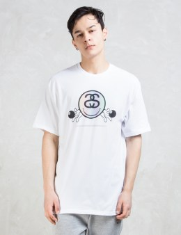 Stussy Smiley Link T-Shirt Picture
