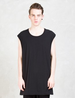 11 By Boris Bidjan Saberi Tank With 11 Print At Back Picture