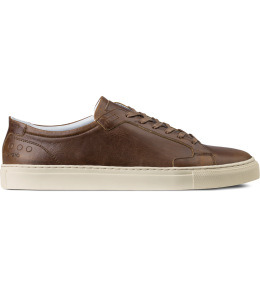piola Brown Ica Low Top Sneakers Picture