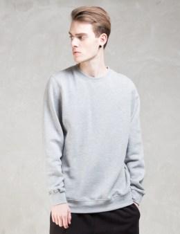 Stussy Tonal Stock Crewneck Sweatshirt Picture