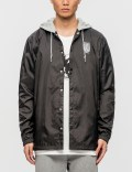 Undefeated Hooded Coaches Jacket Picutre