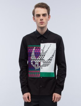 McQ Alexander McQueen Googe Emboridery Shirt Picture