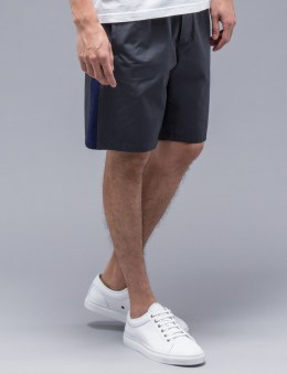 MARNI Shorts With Contrast Side Stripe Picture