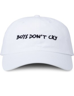NASASEASONS Boys Don't Cry Cap Picture