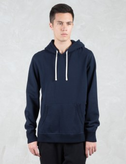 REIGNING CHAMP Midweight Terry Pullover Hoodie Picture