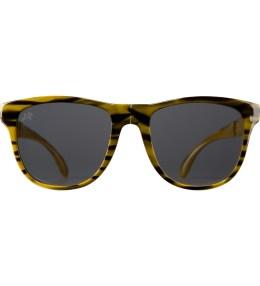ALIFE ALIFE x Sunpocket Leopard Print Sunglasses Picture