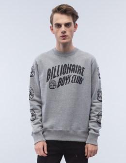 Billionaire Boys Club New Curve Logo Sweatshirt Picture