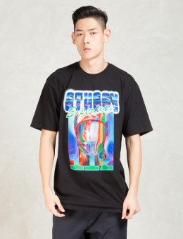 Stussy Black Experience T-Shirt Picture