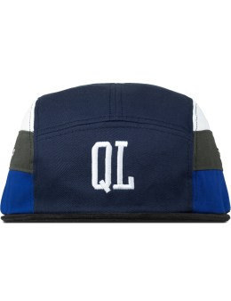 The Quiet Life Navy Nation 5 Panel Cap Picture