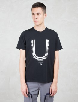 "UNDERCOVER ""Tattoo U"" Graphic S/S T-shirt Picture"
