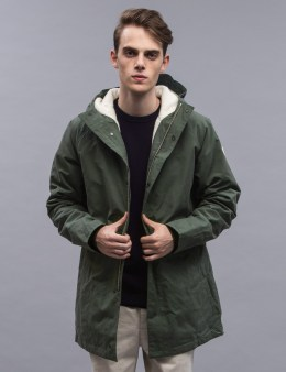 Norse Projects Lindisfarne Classic Jacket Picture