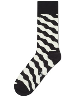 Happy Socks Wavy Polka Socks Picture