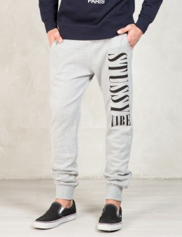 Stussy Grey Stussy Vibe Sweatpants Picture
