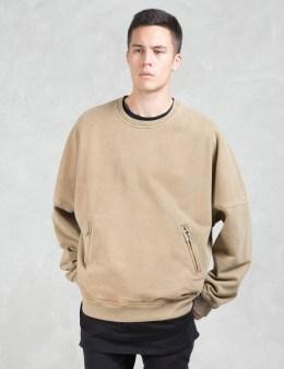 Dominans Stravan Oversize Crewneck Sweatshirt Picture