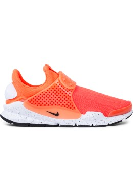 "NIKE Nike Sock Dart SE ""Total Crimson"" Picture"