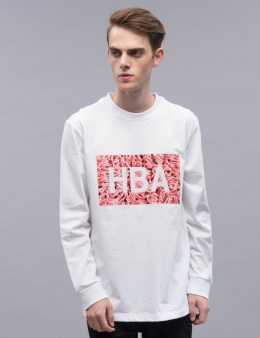 Hood By Air. Meat Box T-Shirt Picture
