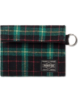 Head Porter Green Lesson Wallet (m) Picture