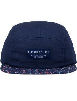 The Quiet Life Confetti 5 Panel Cap Picture