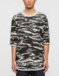 Maharishi Reversible Camo S/S T-Shirt Picutre
