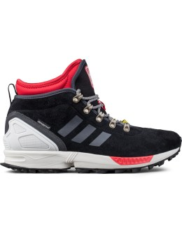 adidas Originals Black ZX Flux Winter Picture